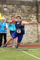 Invitation shot, EAP International Combined Events, Hexham, Northumberland. Photo: David T. Hewitson/Sports for All Pics
